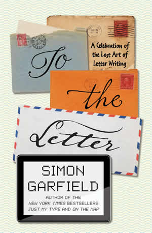To the Letter US Book Cover