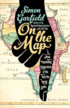 On the Map US Book Cover