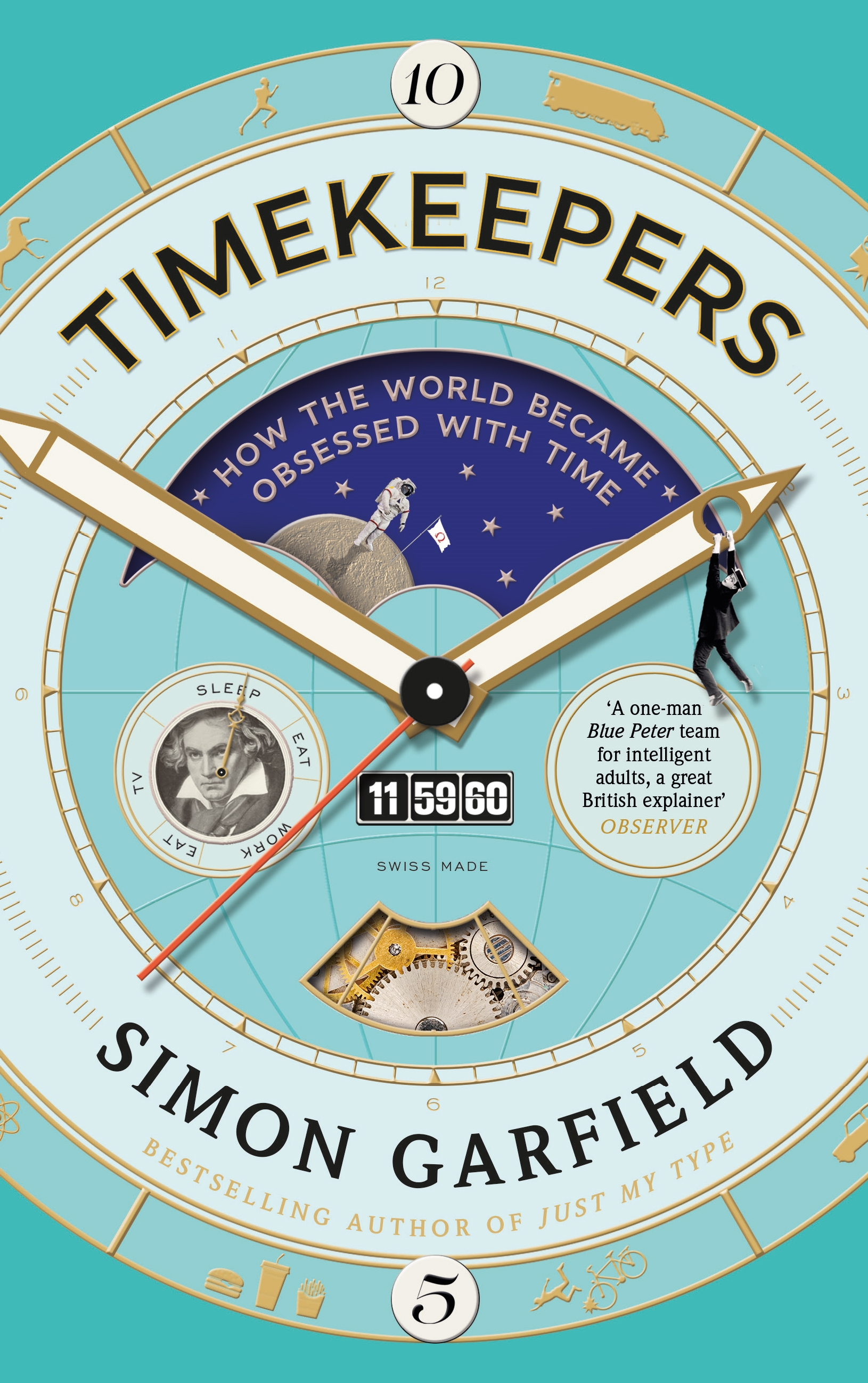 Timekeepers Front Cover