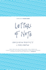 letter of note uk edition